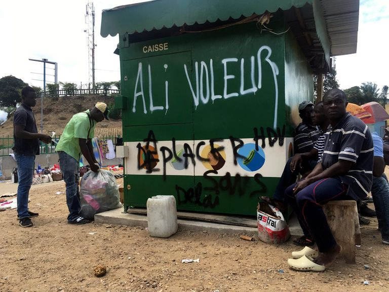 Le Gabon appauvri par une oligarchie cléptomane