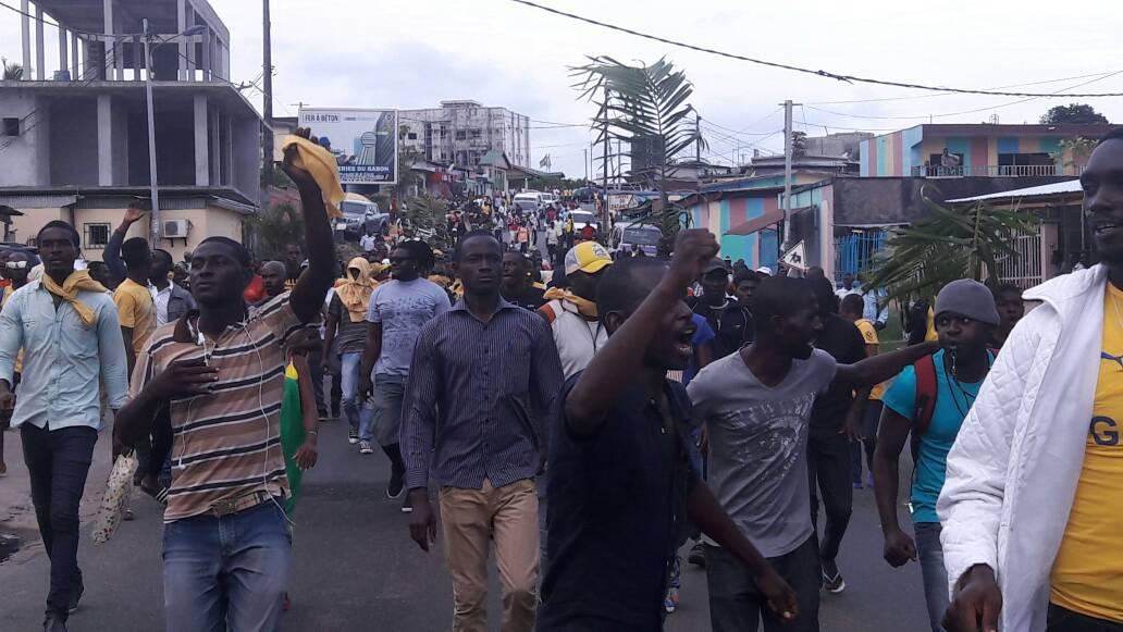 Gabon : l'insurrection populaire étouffée dans l'œuf