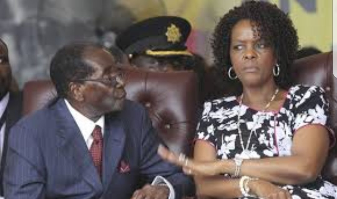 Zimbabwe: Mugabe positionne sa femme pour lui succéder
