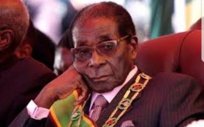 Zimbabwe: Mugabe renversé par l'armée