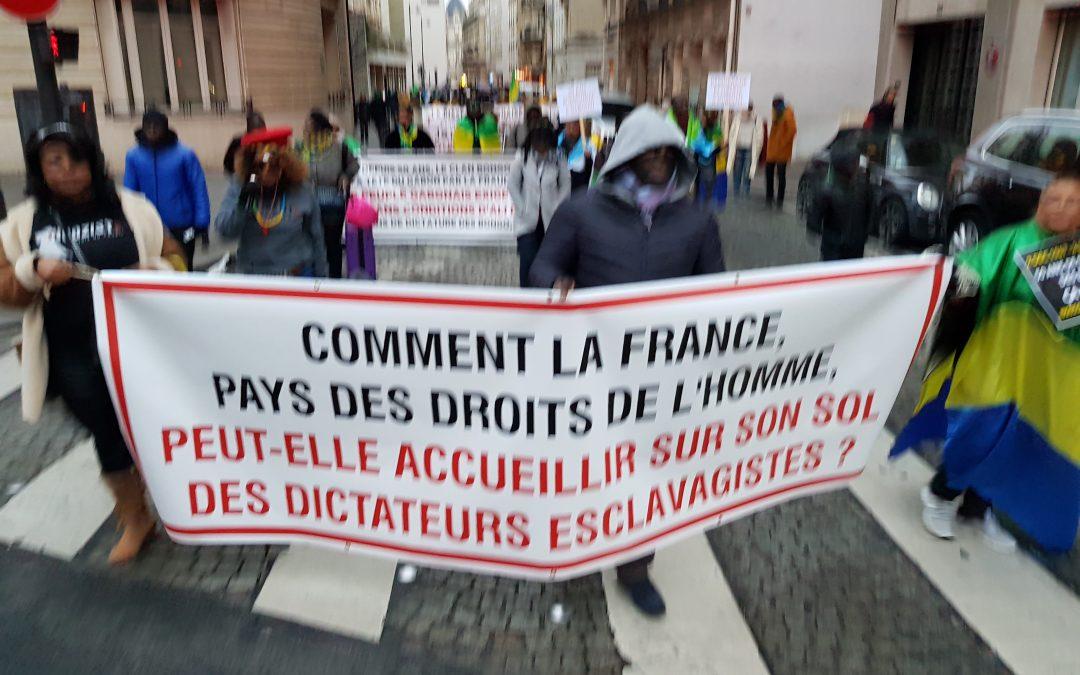 Gabon: la mobilisation de la diaspora fait paniquer Ali Bongo