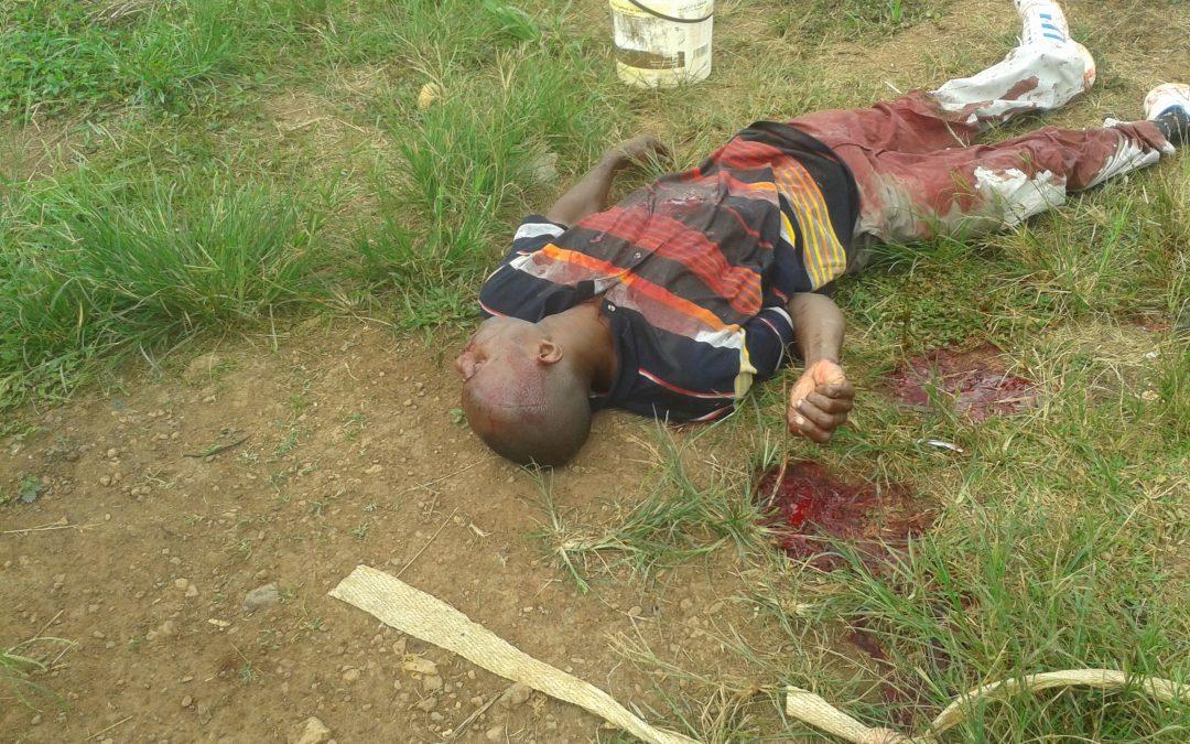 Gabon, 5 e pays le plus dangereux au monde