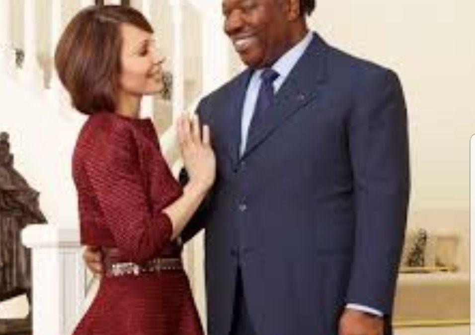 Gabon: Ali Bongo et Sylvia à Londres, loin de la misère gabonaise