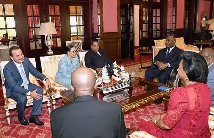 Gabon: Ali Bongo de retour au Maroc