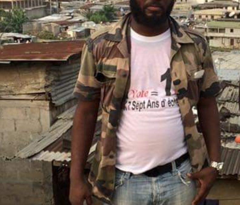 Gabon: Gaël Koumba Ayouné arrêté par la gestapo
