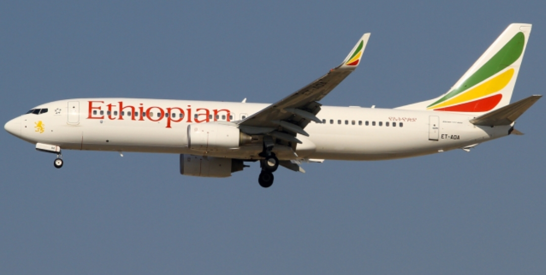Ethiopie: un avion d'Ethiopian airlines s'écrase avec 157 personnes à bord