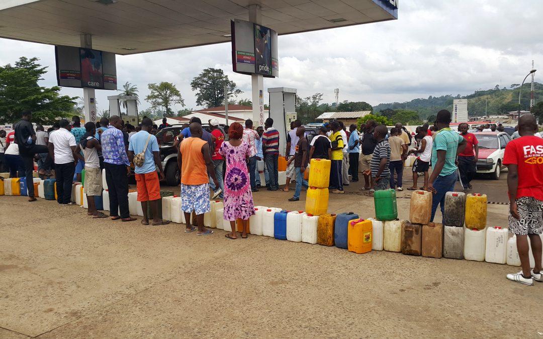 Gabon: un pays à la dérive