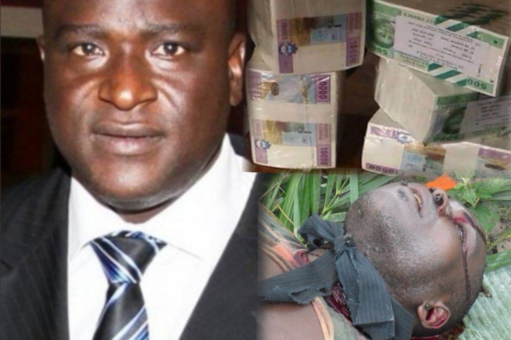 Gabon: Maixant Accrombessi, le prestidigistateur qui a ruiné le pays et sacrifié des vies