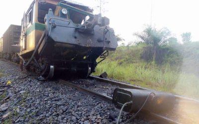Gabon: trois morts après la collision entre deux trains