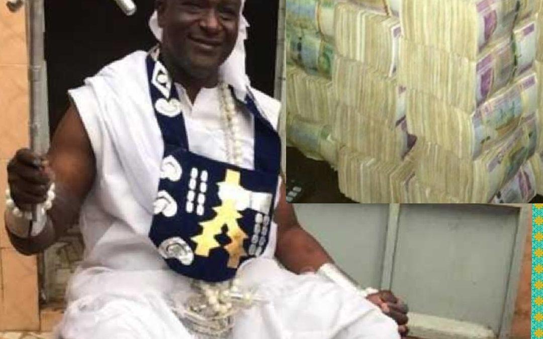 Gabon : Accrombessi conserve son salaire de 75 millions de F CFA après avoir fait du chantage à Ali Bongo