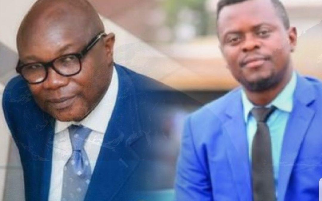 Gabon: Maganga-Moussavou verse une caution de 20 millions de F CFA pour le procès contre le journaliste Stive Makanga