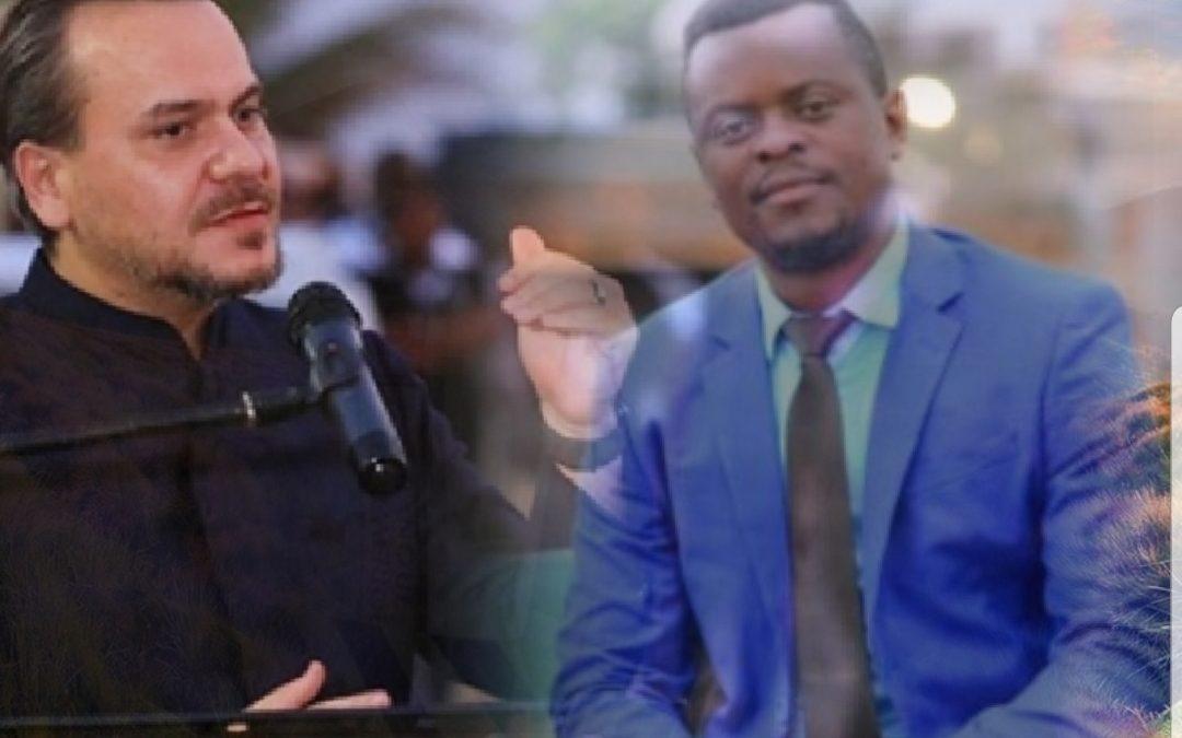 Gabon : Brice Laccruche Alihanga donne 12 millions de F CFA au journaliste Stive Makanga pour son procès contre Maganga-Moussavou