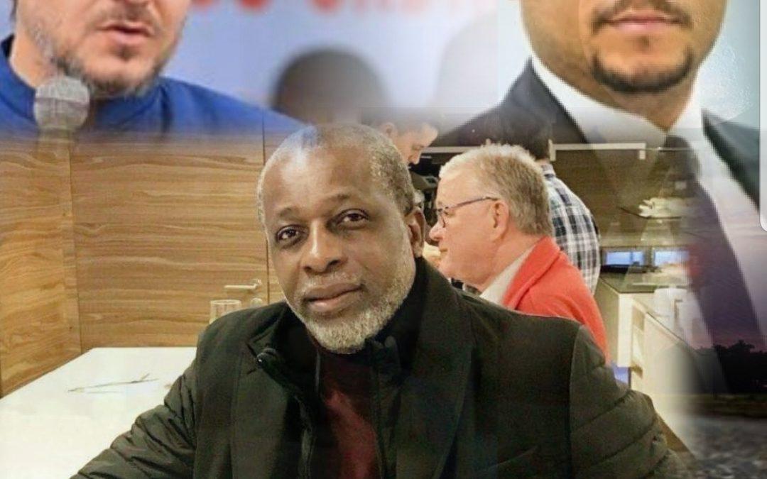 Gabon: Brice Fargeon et Patrichi Tanasa recrutent le serial killer Alfred Madoungou