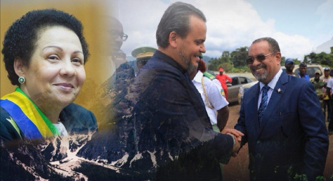 Gabon : Milebou et Mapangou ont refusé de se prosterner devant Fargeon