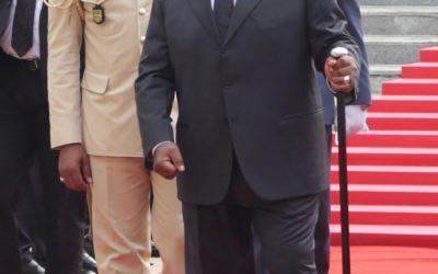 Gabon: Ali Bongo de nouveau évacué vers Londres