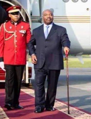 Ali Bongo est désormais une épave politique