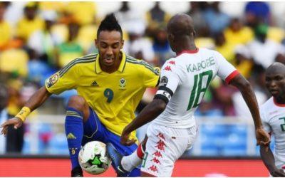 Football : le Gabon bat le Burkina-Faso en match amical en France (1-0)