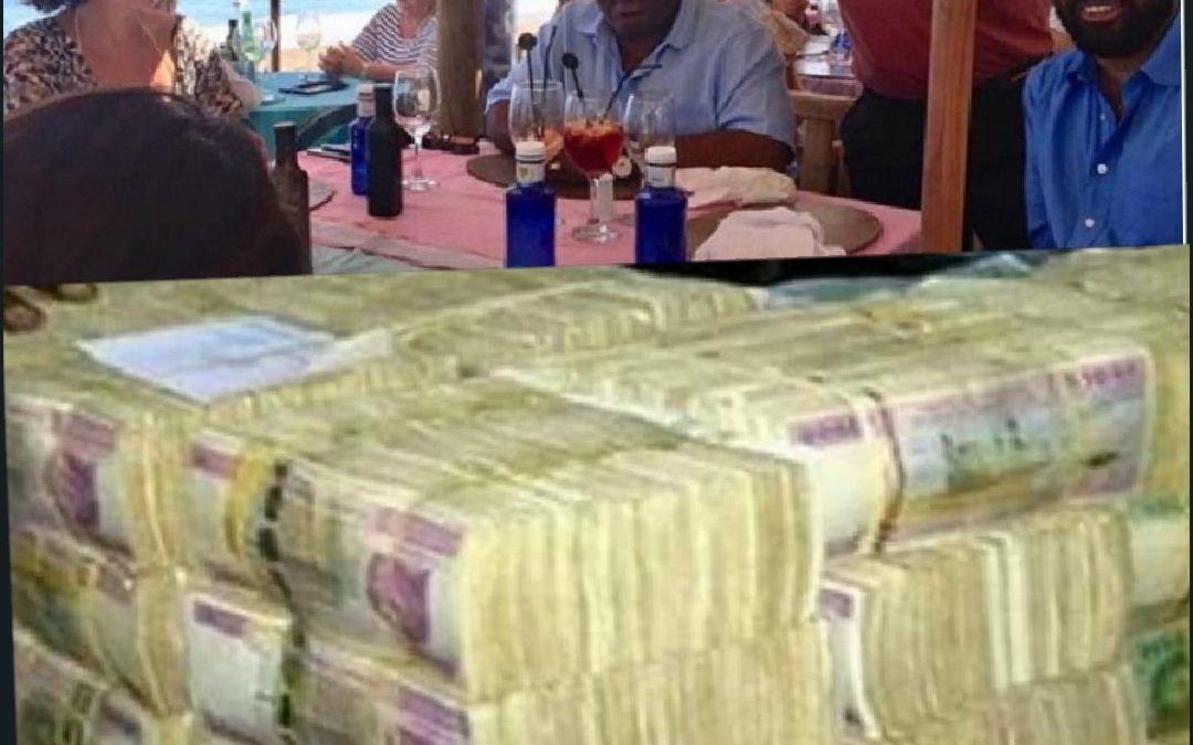 Gabon : Ali Bongo et sa famille se partagent 53 milliards retrouvés chez Alihanga