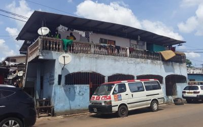 Gabon: un taximan retrouvé mort dans sa chambre à Libreville