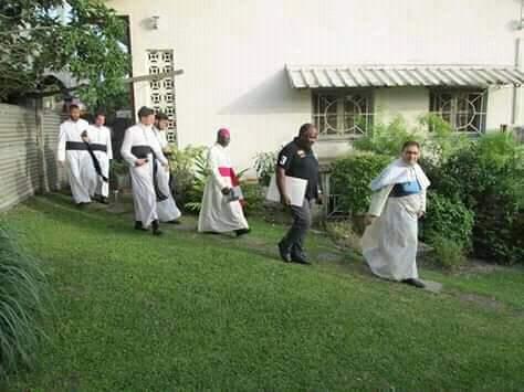 Gabon: Ali Bongo va en guerre contre Dieu