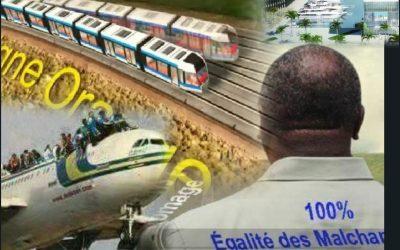 Gabon: les quinze plus gros mensonges d'Ali Bongo