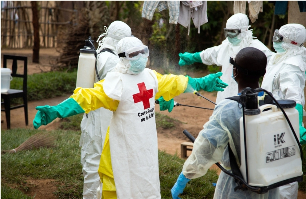 RDC: L'OMS ENVOIE DES VACCINS CONTRE EBOLA