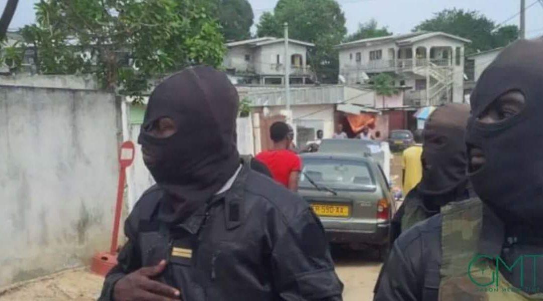 Gabon: ces agents transformés en barbouzes du régime