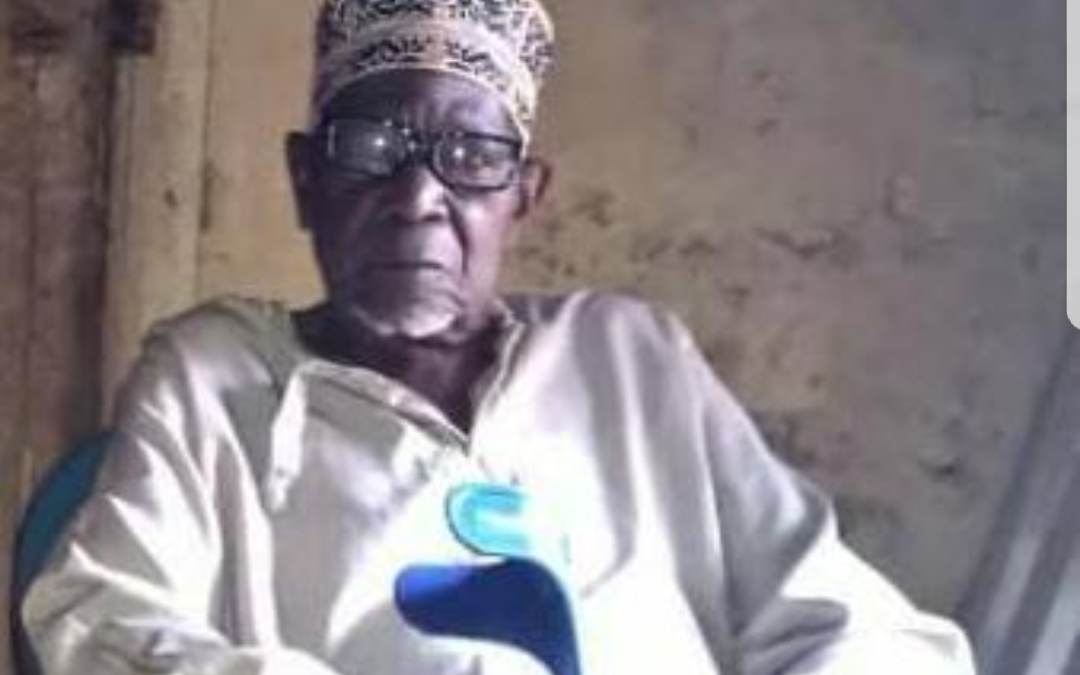 Gabon: le vieux Malla tire sa révérence à 107 ans