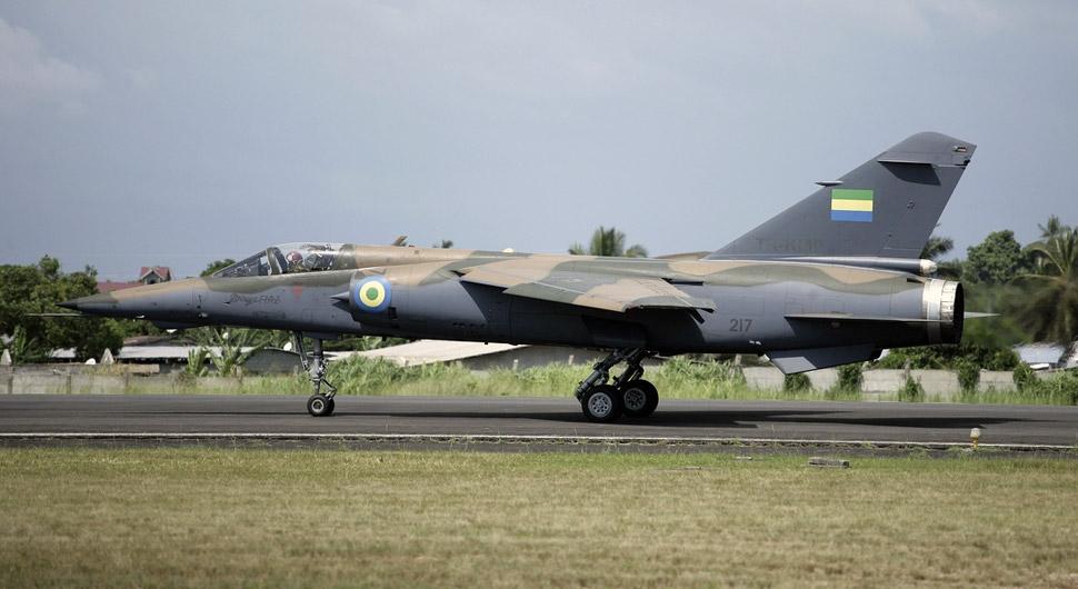 Fauché, le Gabon vend ses avions militaires