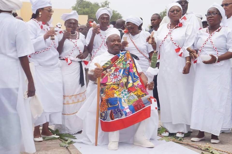 Gabon: Ali Bongo, un roi sans ascendance