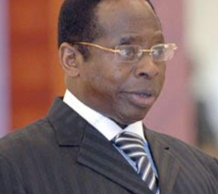 Gabon : Mboumbou Miyakou hospitalisé en France dans un état critique