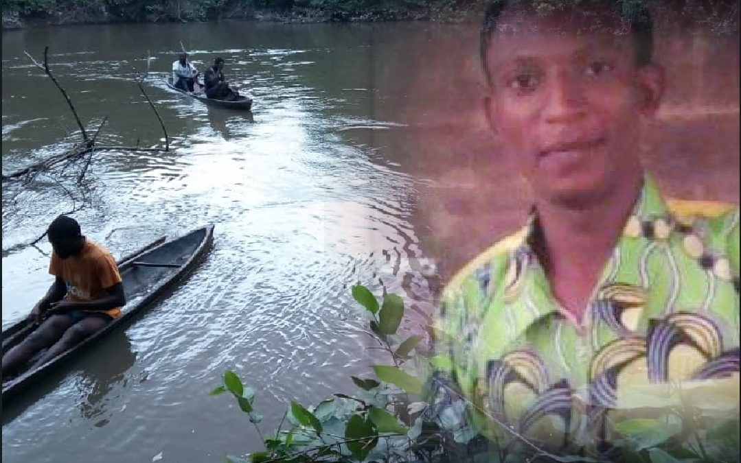 Gabon: le corps du jeune homme noyé dans l'Ovigui à Mandji retrouvé